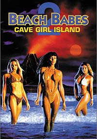 Beach Babes 2: Cave Girl Island (1995) Movie Poster