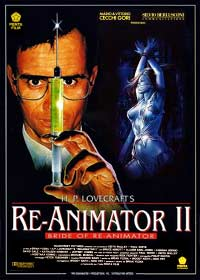 Bride of Re-Animator (1989) Movie Poster