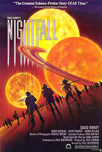 Nightfall (1988) Movie Poster