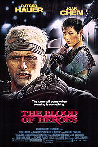 Blood of Heroes, The (1989) Movie Poster