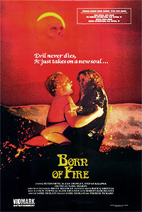 Born of Fire (1987) Movie Poster