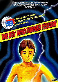Boy Who Turned Yellow, The (1972) Movie Poster