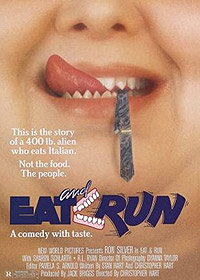 Eat and Run (1987) Movie Poster