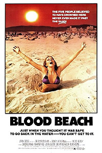 Blood Beach (1980) Movie Poster