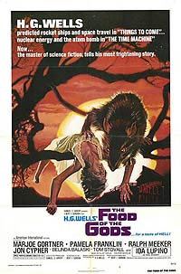 Food of the Gods, The (1976) Movie Poster