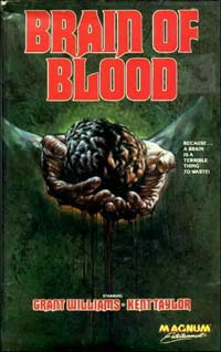 Brain of Blood (1971) Movie Poster