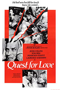 Quest for Love (1971) Movie Poster