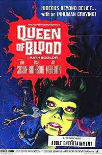 Queen of Blood (1966) Movie Poster