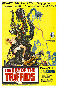 Day of the Triffids, The (1963) Movie Poster