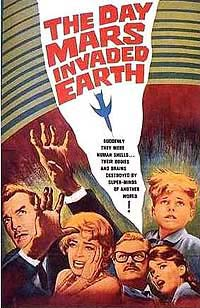 Day Mars Invaded Earth, The (1963) Movie Poster