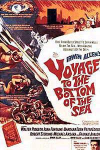Voyage to the Bottom of the Sea (1961) Movie Poster