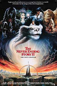 Neverending Story 2, The (1990) Movie Poster