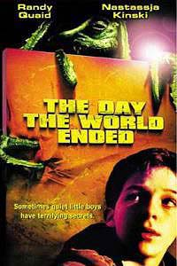 Day the World Ended, The (2001) Movie Poster