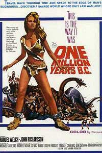 One Million Years B.C. (1966) Movie Poster