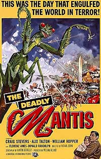 Deadly Mantis, The (1957) Movie Poster