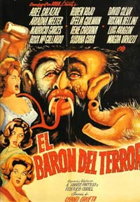 El Barón del Terror (1962) Movie Poster