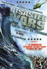 Disaster Wars: Earthquake vs. Tsunami (2013) Movie Poster