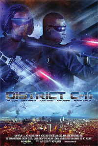 District C-11 (2017) Movie Poster