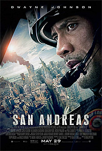 San Andreas (2015) Movie Poster