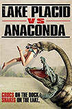 Lake Placid vs. Anaconda (2015) Poster