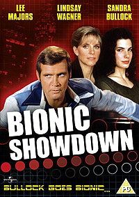 Bionic Showdown: The Six Million Dollar Man and the Bionic Woman (1989) Movie Poster