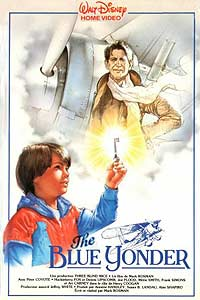 Blue Yonder, The (1985) Movie Poster
