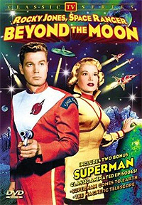 Beyond the Moon (1954) Movie Poster