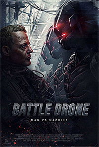 Battle Drone (2018) Movie Poster